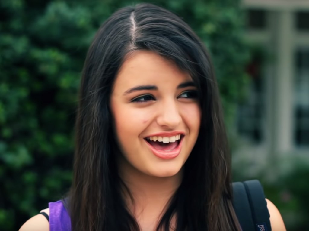"""Friday"" Night Dinners: My Unabashed Love For Rebecca Black's ""Friday"""