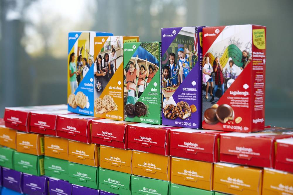 The Definitive Ranking of Girl Scout Cookies: A Wednesday Listicle