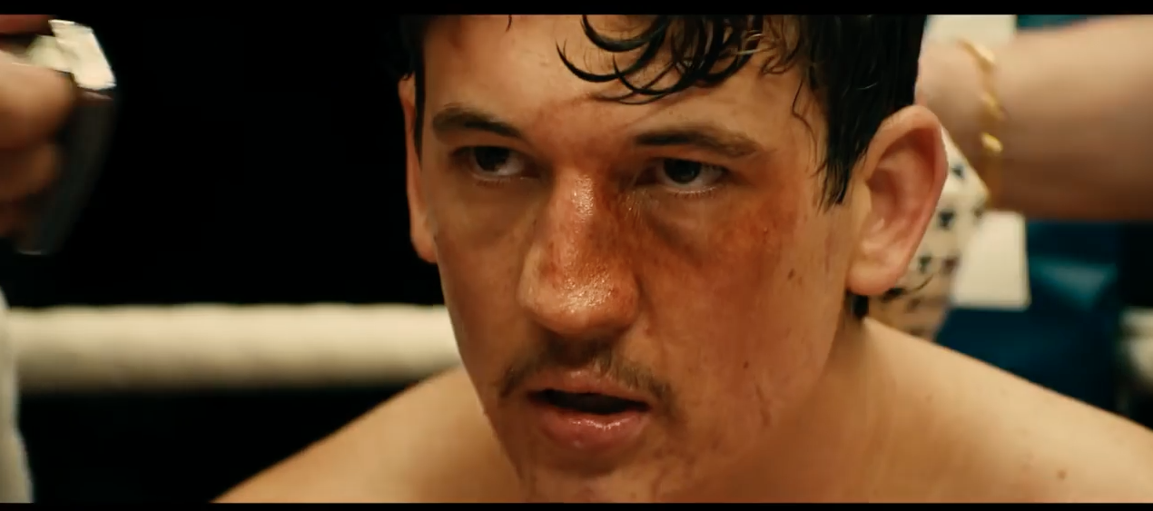 'Bleed For This' Trailer. Watch Miles Teller Take a Beating.
