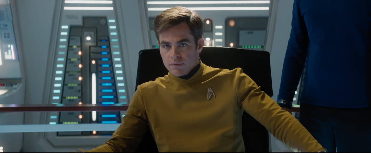 'Star Trek: Beyond' Heard Your Complaints, Here's A Sad Trailer
