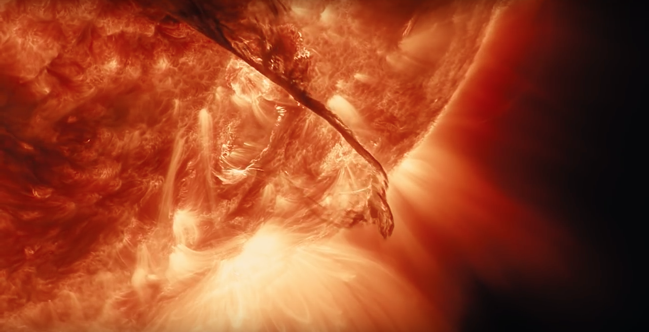 Terrence Malick's 'Voyage of Time' Tells The Story of Everything. Watch The Trailer.