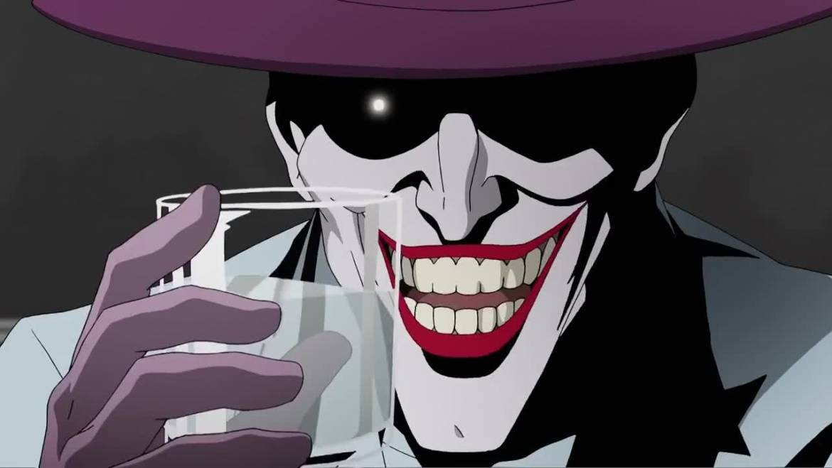 'Batman: The Killing Joke' Review