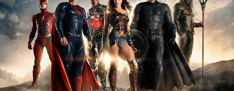 'Justice League' Trailer Just Released At Comic-Con