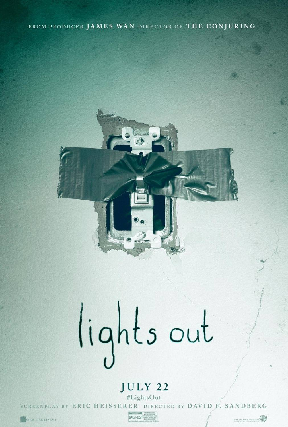 'Lights Out' Review