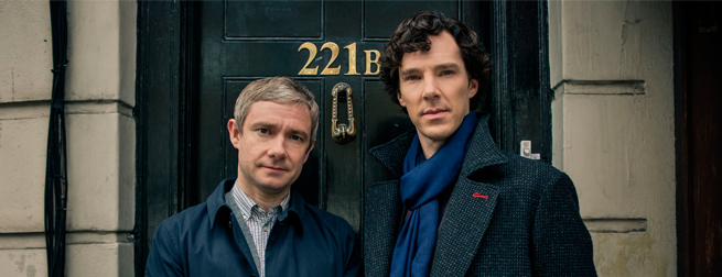 First Image From 'Sherlock' Series Four