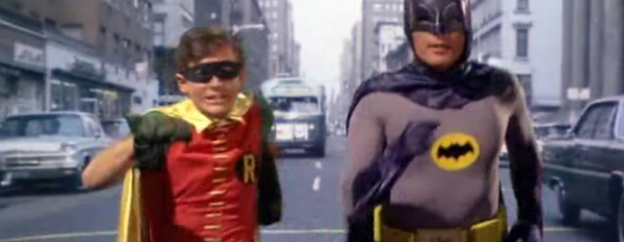 Adam West And Burt Ward Return In 'Batman: Return Of The Caped Crusaders' Trailer