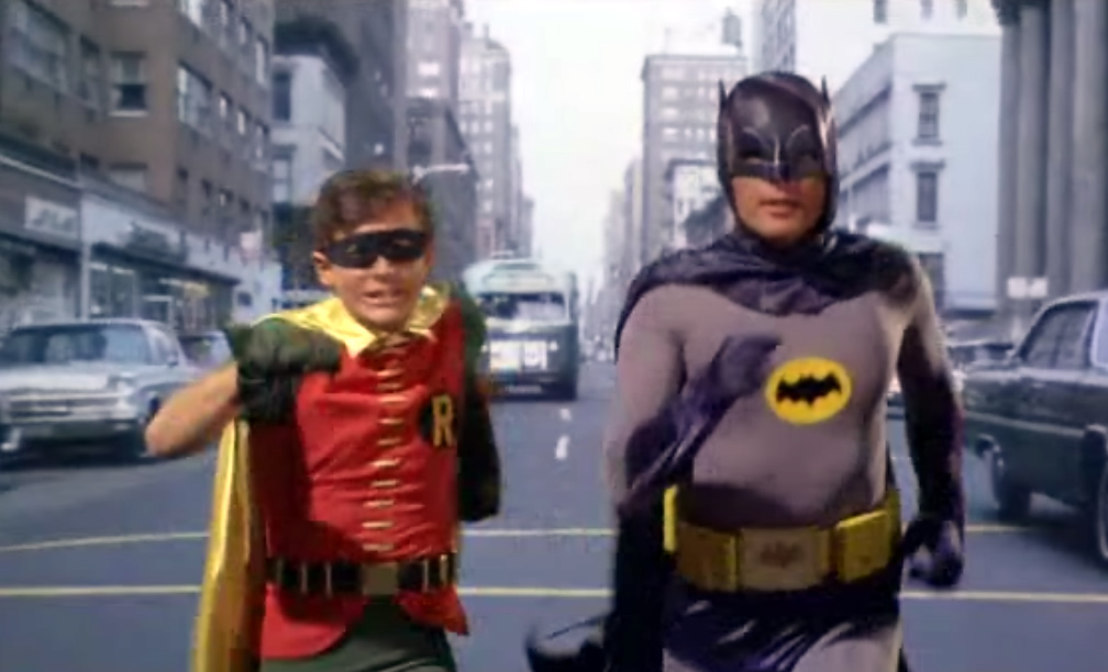 Adam West And Burt Ward Return In 'Batman: Return Of The Caped Crusaders' Trailer