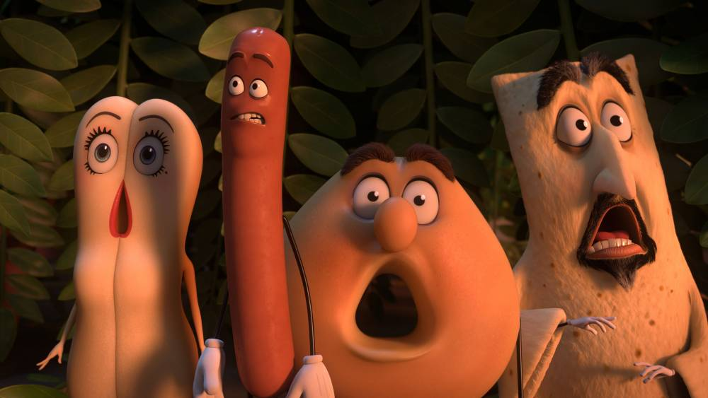 'Sausage Party' Review