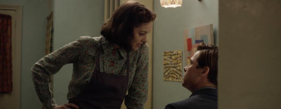 New Trailer For 'Allied' Arrives On Brad Pitt's Worst Day