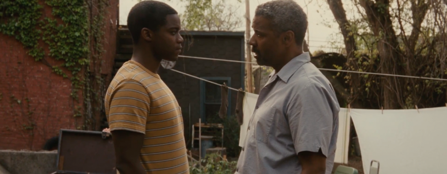 Trailer For Oscar Contender 'Fences'