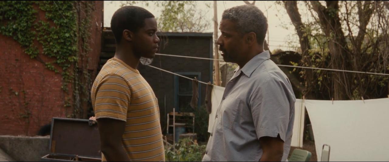 Trailer For Oscar Contender 'Fences'