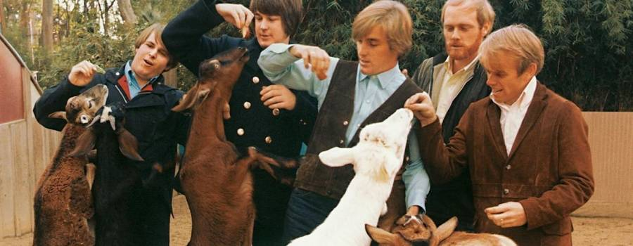 Wednesday Listicles: Top Ten Beach Boys Songs
