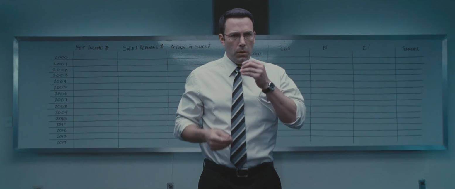 'The Accountant' Review