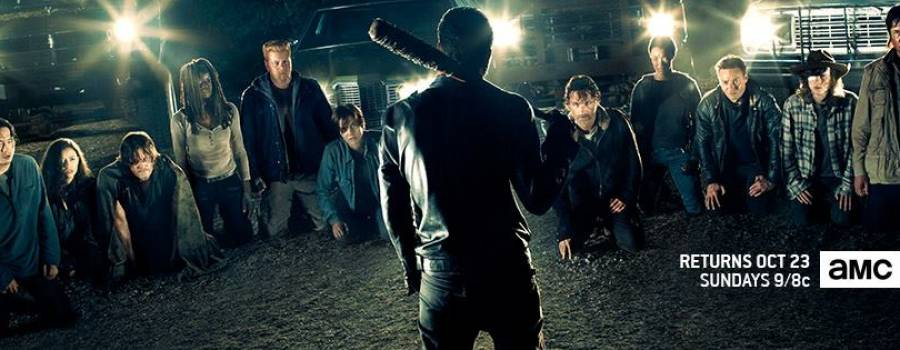 We Finally Know Negan's Victim On 'The Walking Dead'