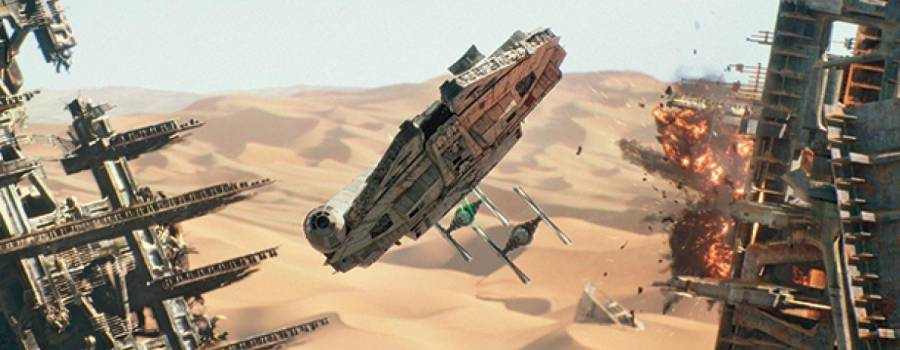 Wednesday Listicles: Top Ten 'Star Wars' Movie Moments