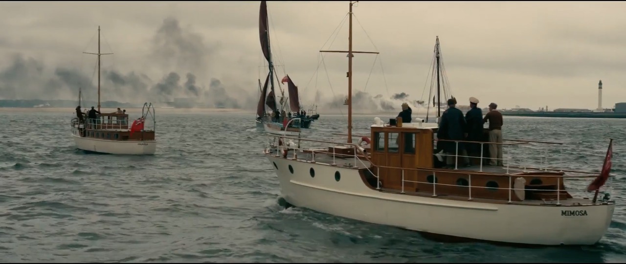 'Dunkirk' Trailer Gives Us A Glimpse At Nolan's Next Big Event