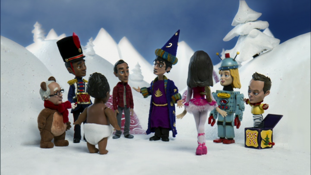 A Sacred Wall Christmas: The Top Ten Greatest Christmas Specials