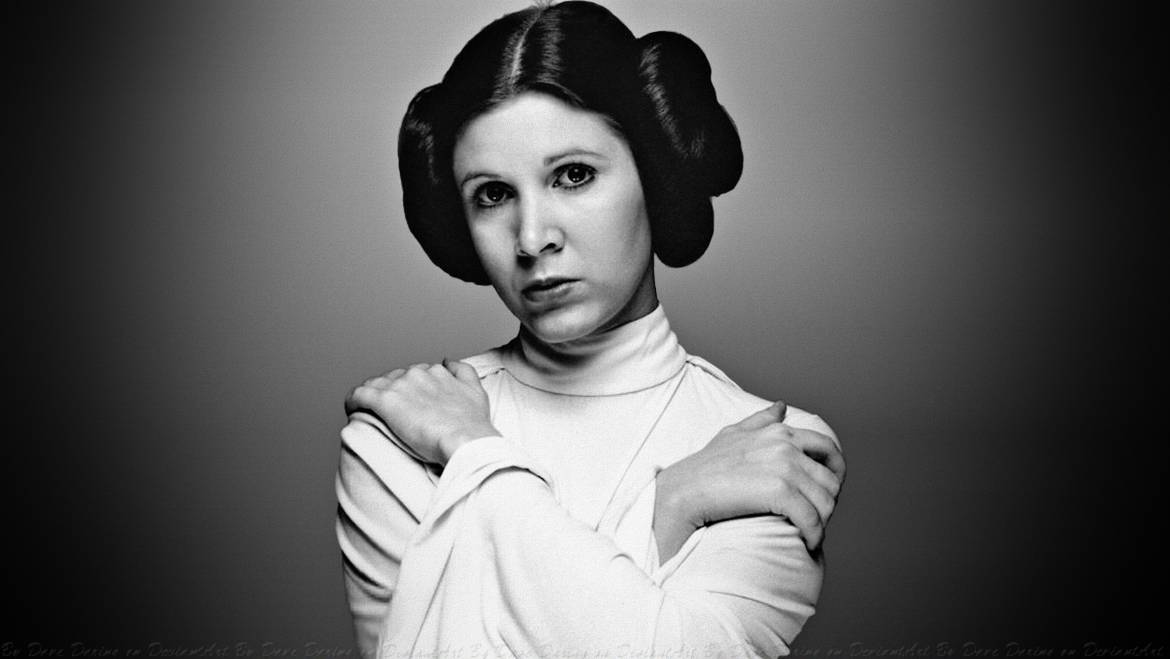 Carrie Fisher: More Than Just Our Princess