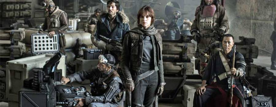 'Rogue One: A Star Wars Story' Review