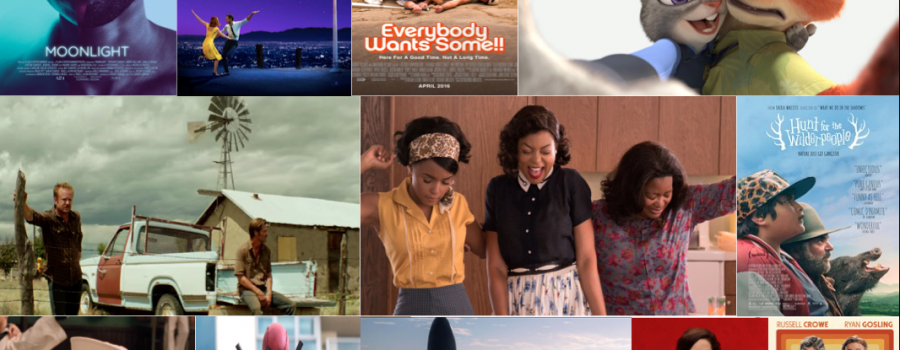"""The Top Ten Films Of 2016: A """"Wednesday"""" Listicle"""