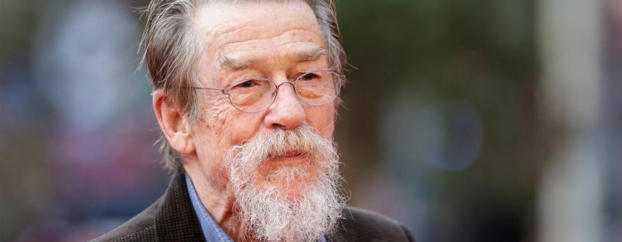BREAKING NEWS: John Hurt, Star Of 'Alien' and 'The Elephant Man,' Passes Away At 77