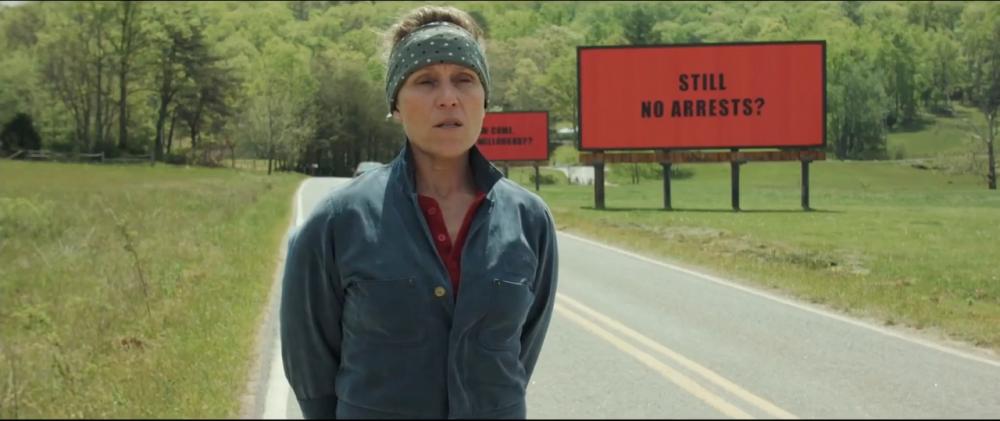 'Three Billboards Outside Ebbing, Missouri' Makes Itself Oscar Contender After Winning People's Choice Award At TIFF