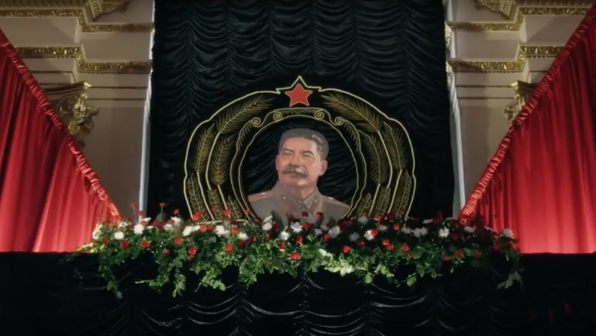 'The Death Of Stalin' Trailer
