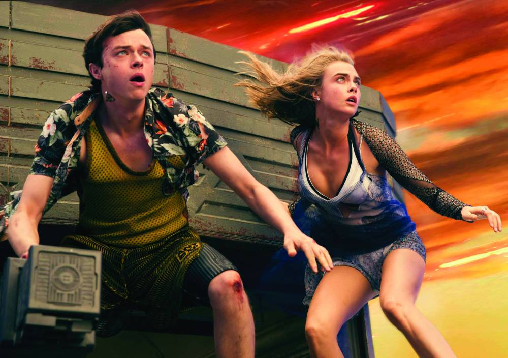 'Valerian And The City Of A Thousand Planets' Review