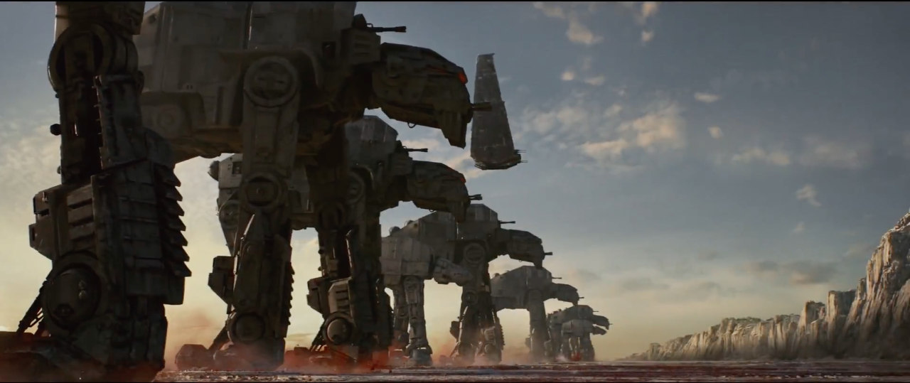 'Star Wars Episode VIII: The Last Jedi' Trailer, Get Tickets Now