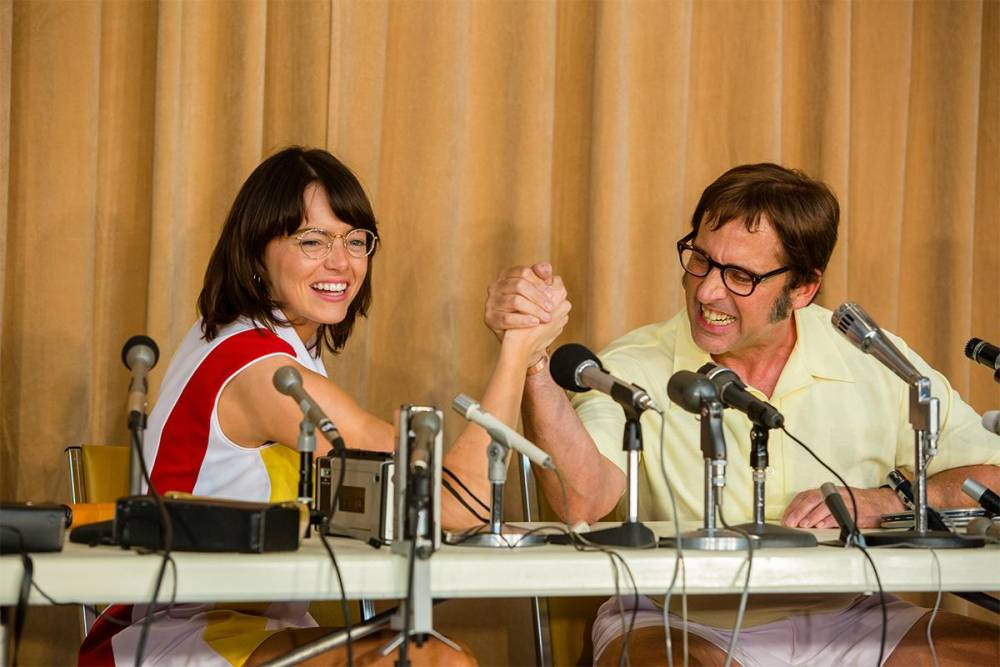'Battle Of The Sexes' Review