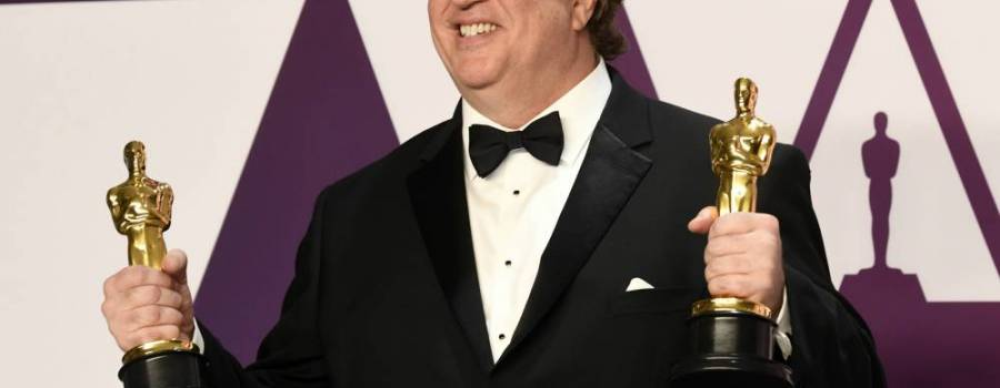 'Green Book' Writer Nick Vallelonga Announces 'That's Amore!' As His Oscar Follow-Up