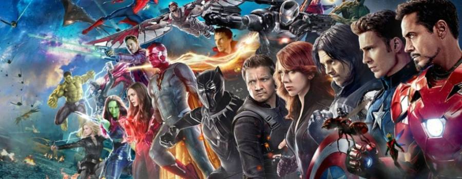 """Ranking Every Marvel Cinematic Universe Movie: A """"Wednesday"""" Listicle"""