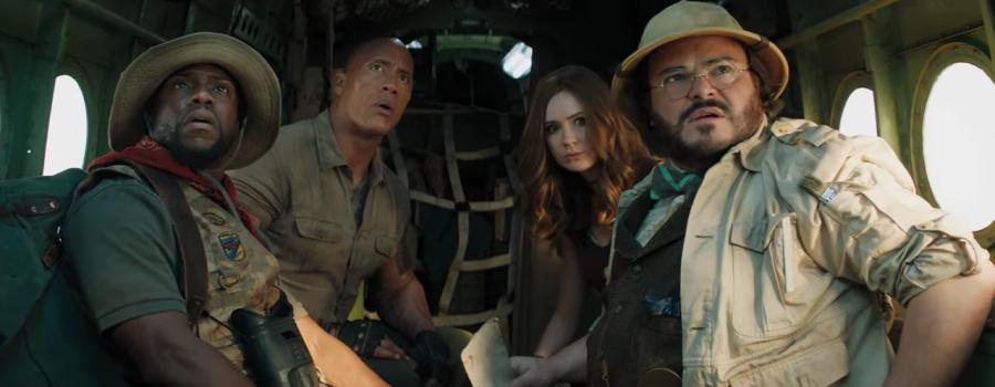 'Jumanji: The Next Level' Trailer