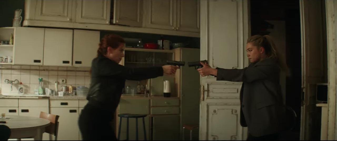 'Black Widow' Trailer