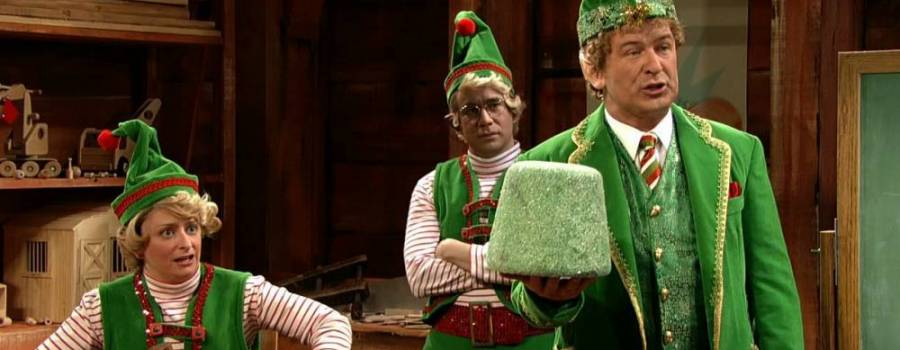 A Sacred Wall Christmas: Top Ten 'Saturday Night Live' Christmas Sketches