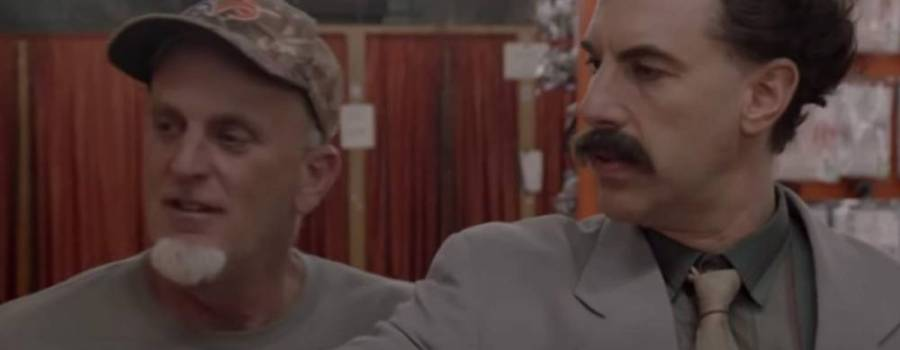 'Borat Subsequent Moviefilm' Trailer