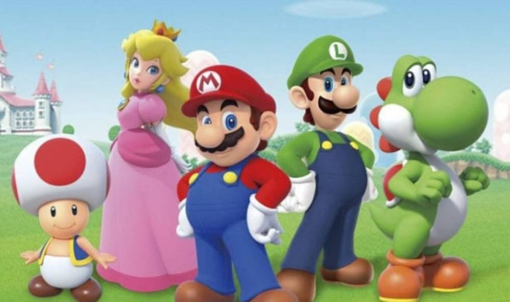 'Super Mario Bros.' Movie Coming Your Way With…Chris Pratt And Charlie Day? Huh?