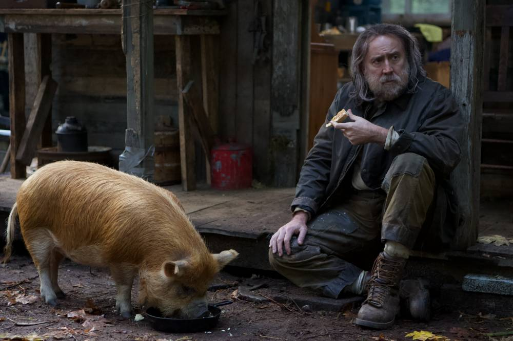 'Pig' Review